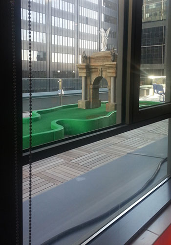 Google Mini-Golf