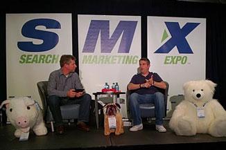 Danny Sullivan & Matt Cutts