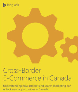 Vantage contributes to Bing Cross Border E-commerce White Paper