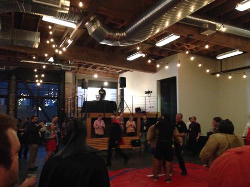 Bing Bar Takeover at HeroConf 2015