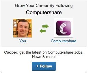 Follow Company Ad LinkedIn PPC