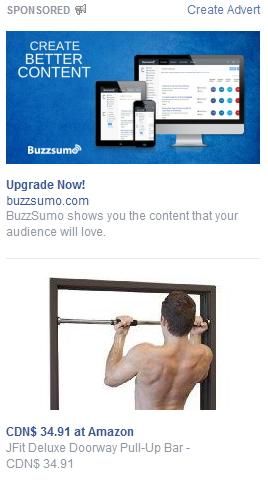 Right Column Ads Facebook PPC advertising