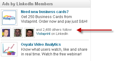 LinkedIn B2B PPC Social Ads
