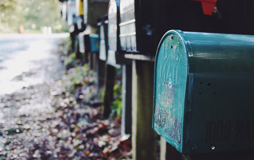 mail boxes for email remarketing strategy