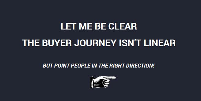 buyers journey CRO CTA conference recap